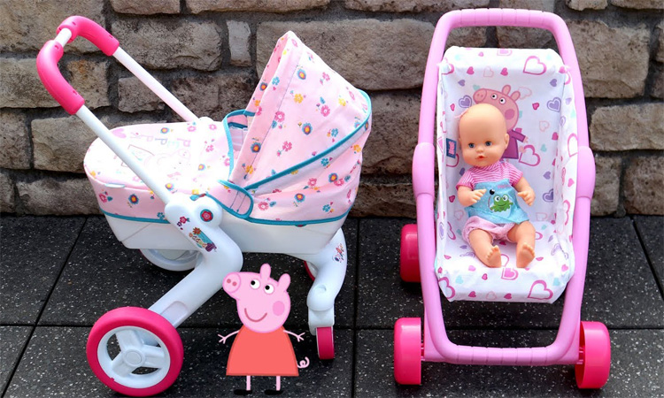 Best Baby Doll Strollers | Get Your Kid One Now