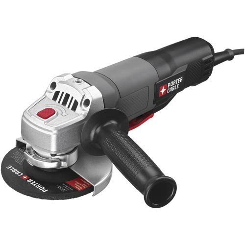 PORTER-CABLE PC60TPAG 7-Amp 4-1/2-Inch Angle Grinder