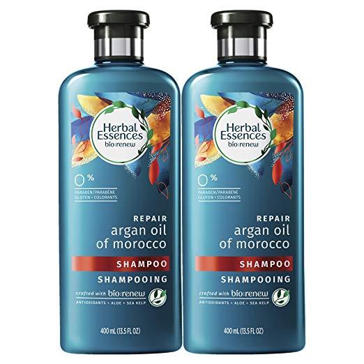 Herbal Essences Argan Oil Shampoo, 13.5 Fluid Ounces