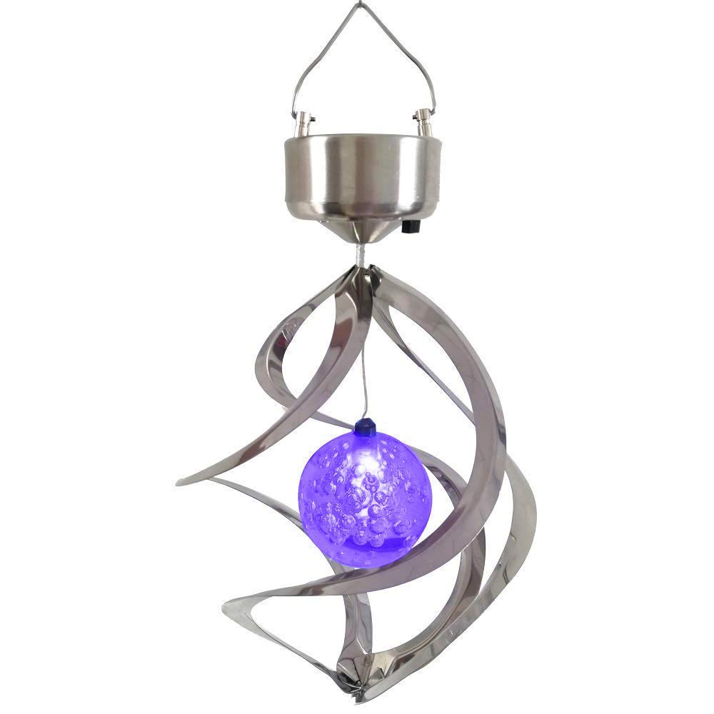 StillCool Solar Wind Chime LED Colour