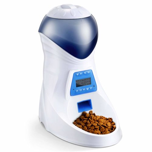 HoneyGuaridan A26 Automatic Cat Feeders Food Dispenser