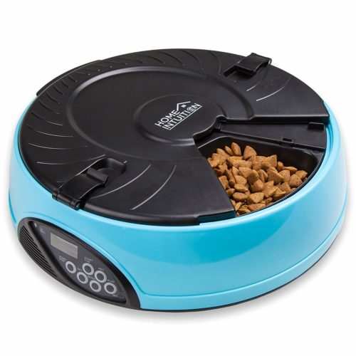 Home Intuition 6 Meal Automatic Pet Feeders