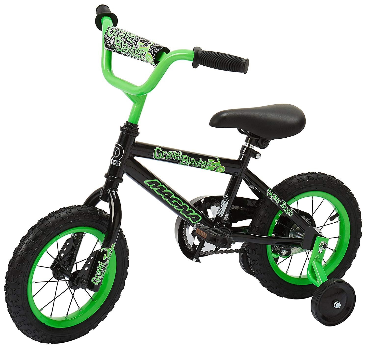 Dynacraft Magna Gravel Blaster Boys BMX Street/Dirt Bike