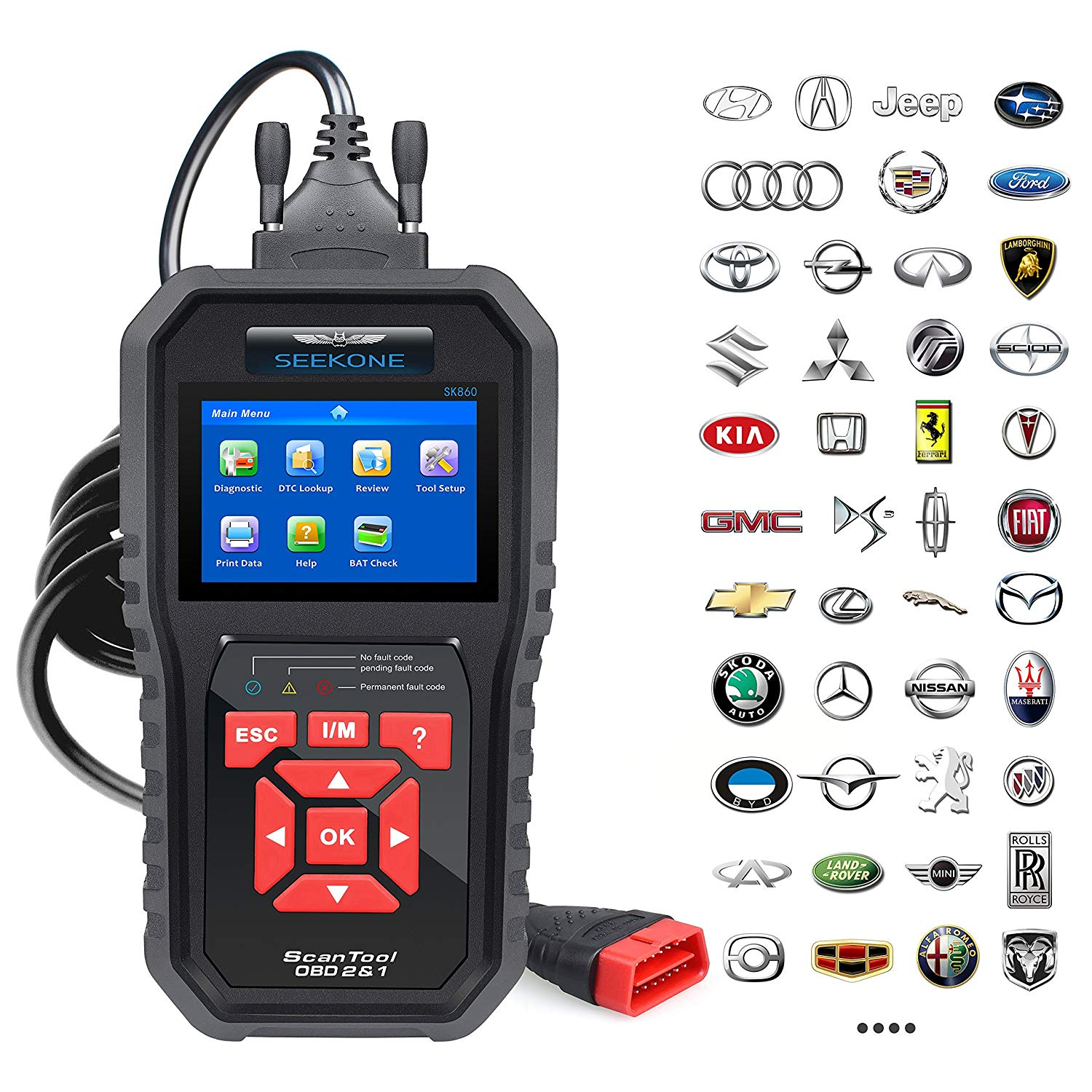 Car Diagnostic Scanner
