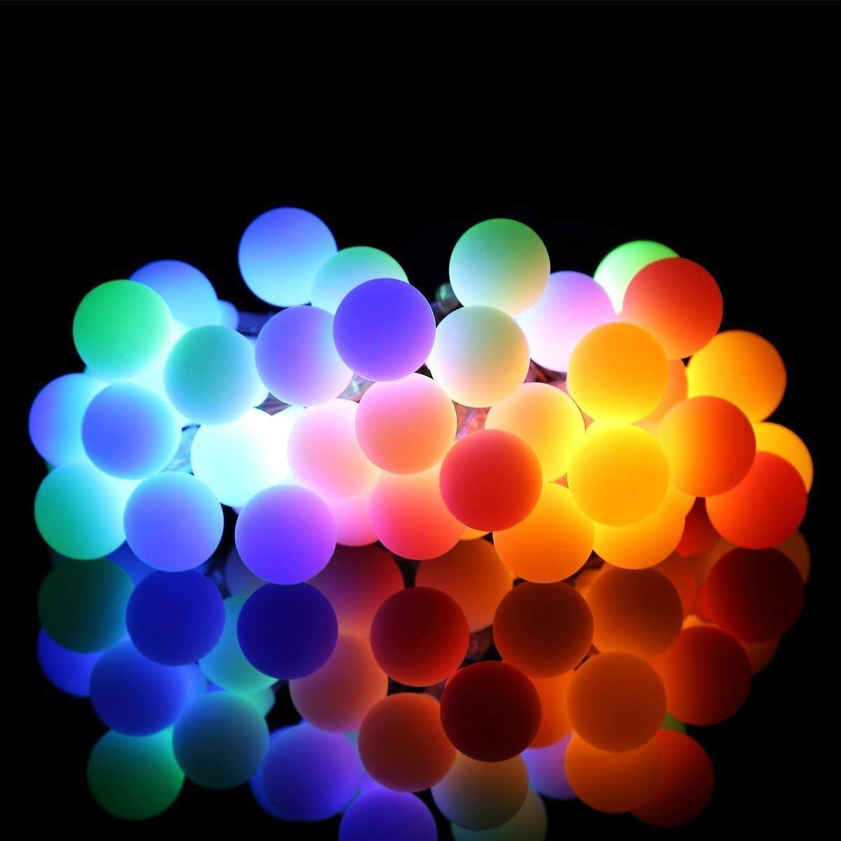 ALOVECO LED String Lights, LED Waterproof Lights