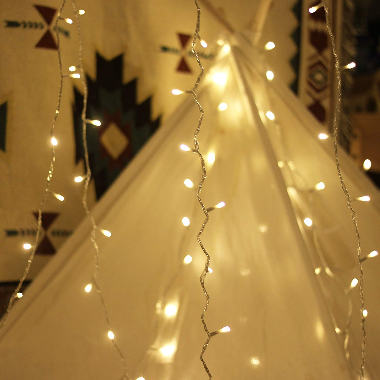 LED String Lights Waterproof and Perfect for the Indoor and Outdoor use