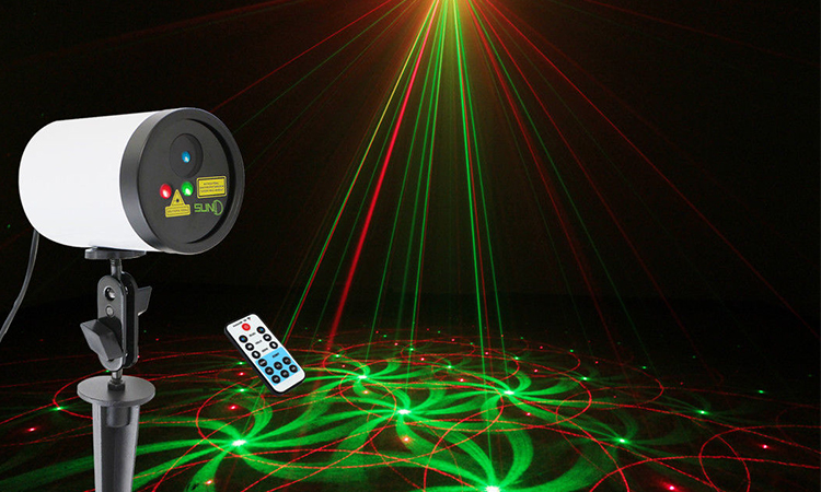 Top 10 Best Outdoor Laser Light for Christmas in 2019