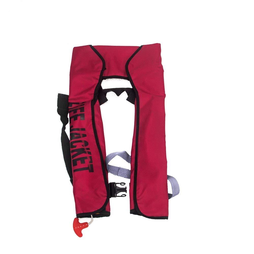 CBSEBIKE Inflatable Life Jacket Life Vest Adult Automatic/Manual