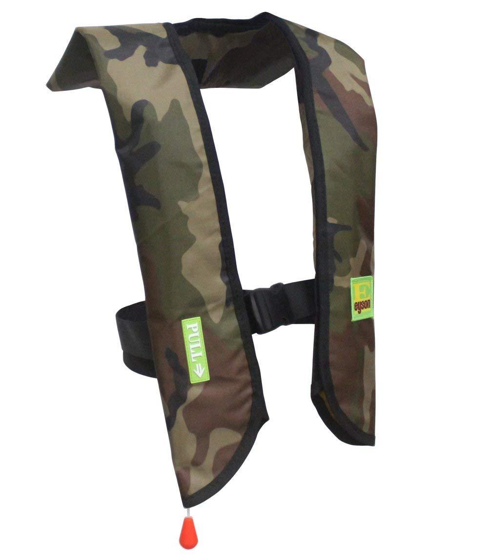 Eyson Inflatable Life Jacket Life Vest Basic Manual