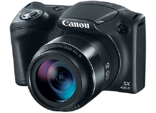 Canon PowerShot SX420 Digital Camera w/42x Optical Zoom