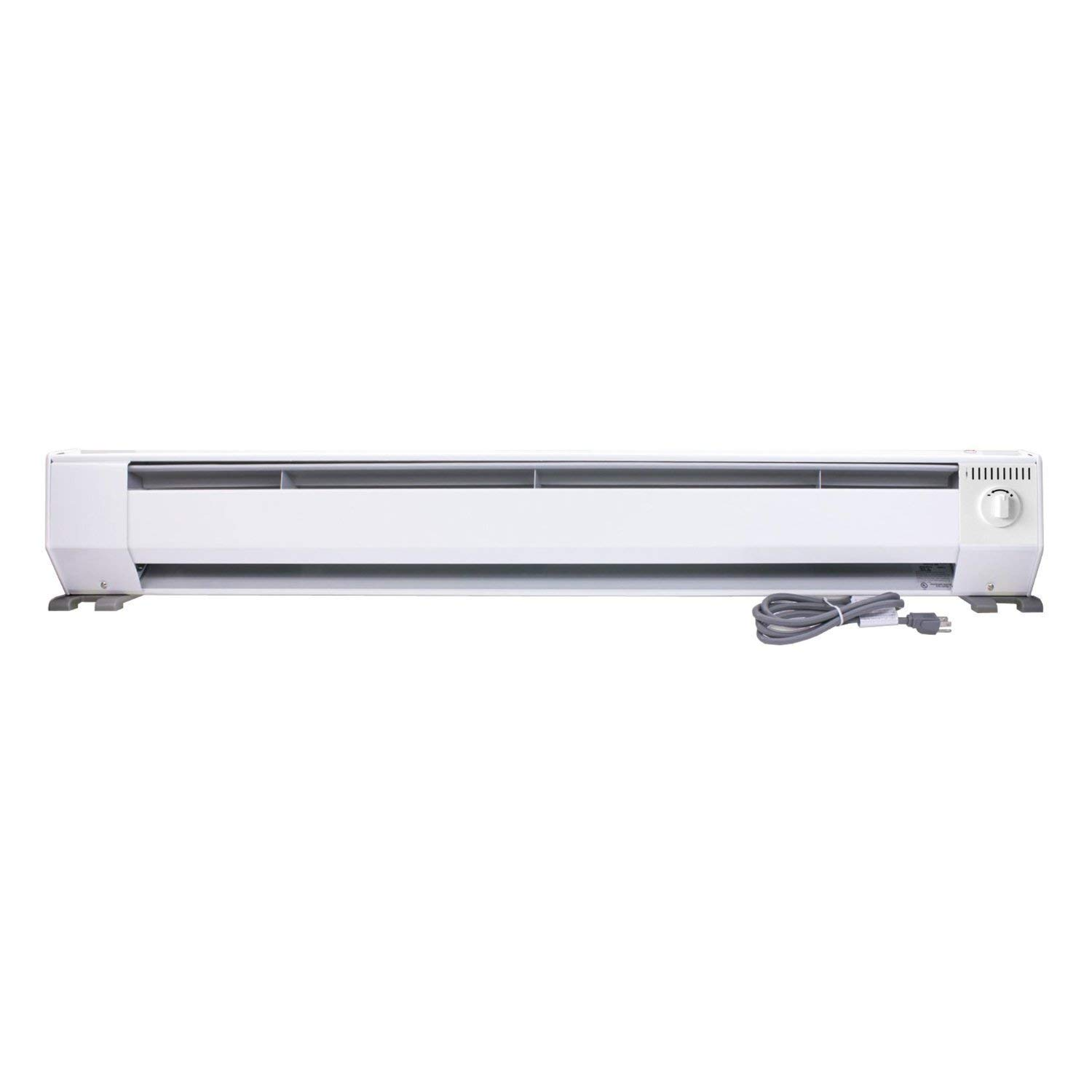 King Electric KPH1210 1000 Watt 120V 3-Foot Portable Baseboard Heater