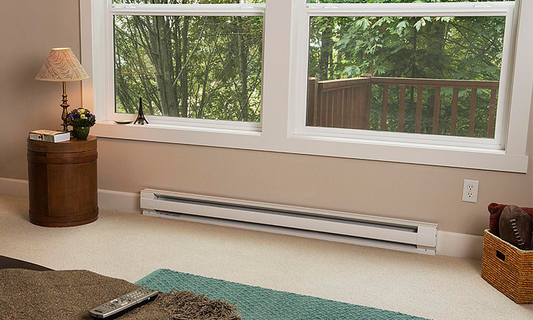 Portable Baseboard Heaters