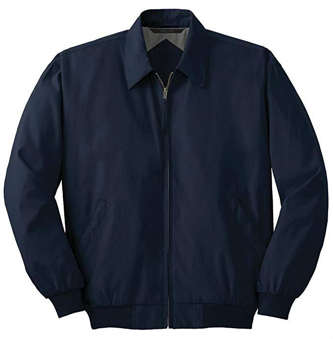 U.S. Polo Assn. Men's Small Logo Golf Jacket