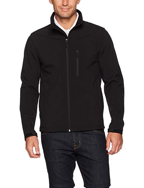Haggar Men's Condor Golf Jacket
