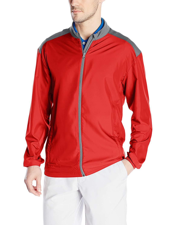Adidas Golf Men's Club Wind Jacket