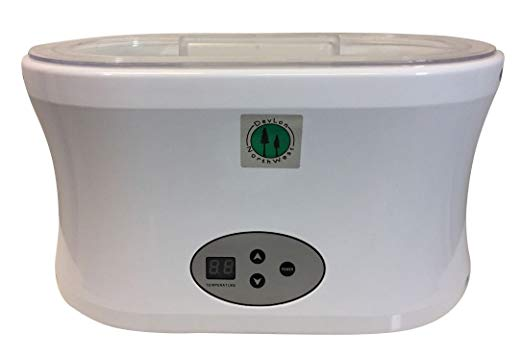 8. DevLonNorthWest Paraffin Wax Bath Heater Skin Care Treatment