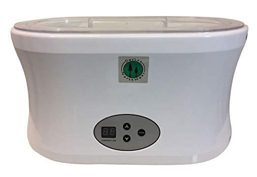 8. DevLonNorthWest Paraffin Wax Bath Heater Skin Care Treatment