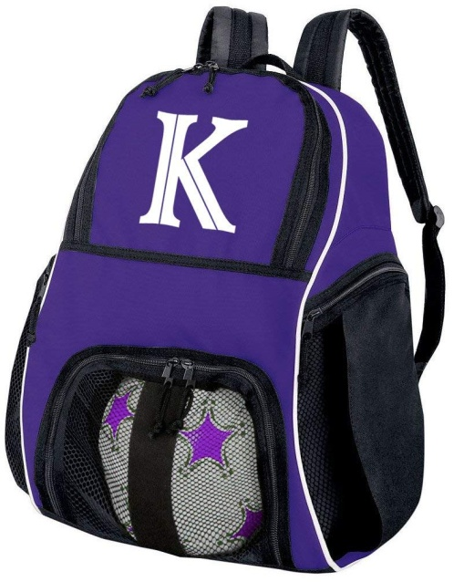 Broad Bay Personalized Soccer Backpack
