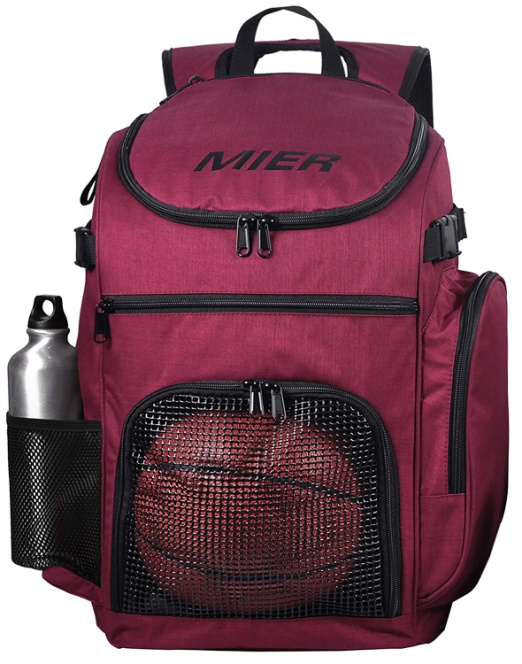 MIER Basketball Backpack Large Sports Bag
