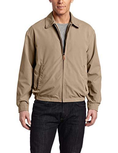 London fog men's auburn zip-front golf jacket - golf jackets