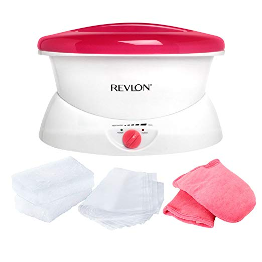 Revlon Moisturizing Paraffin Bath for Smooth and Soft Skin