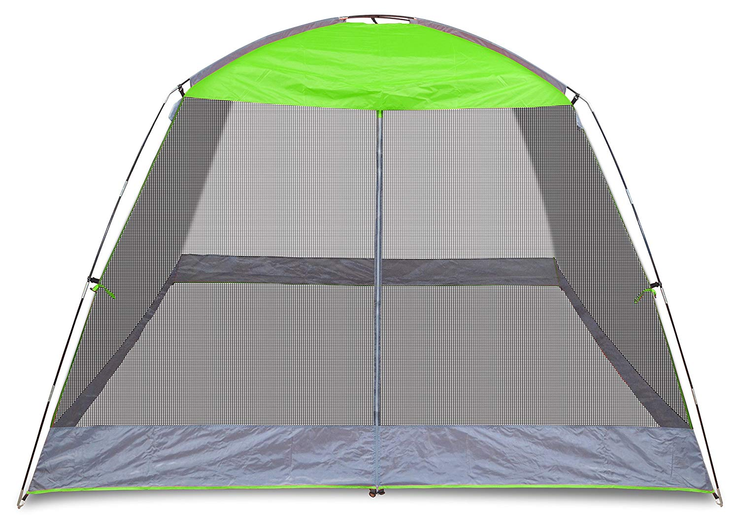 Caravan Canopy 81018013320 Sports Screen House Shelter, 10 x 10', Lime Green