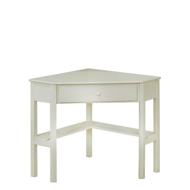 Target Marketing Systems Wood Corner Desk