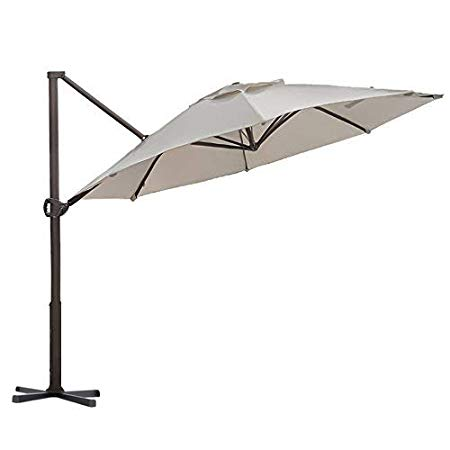 Abba Patio Offset Cantilever Umbrella