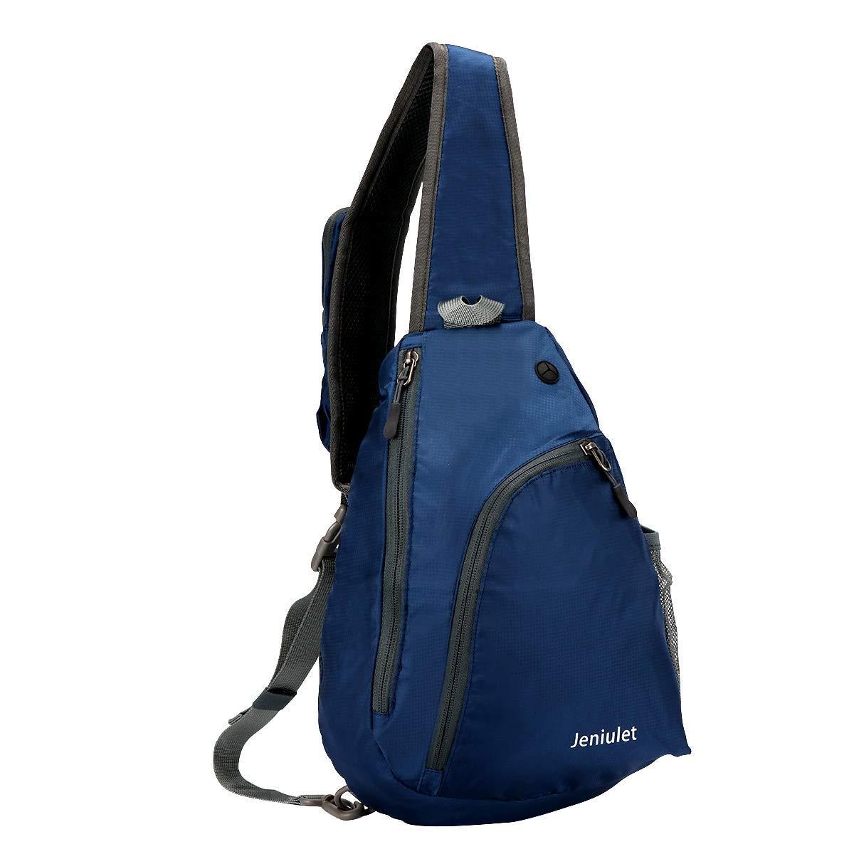 Sling Bag, Sling Backpack Water Resistant Crossbody Backpacks