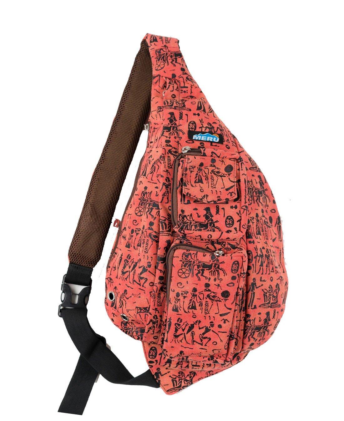 Meru Sling Backpack Bag