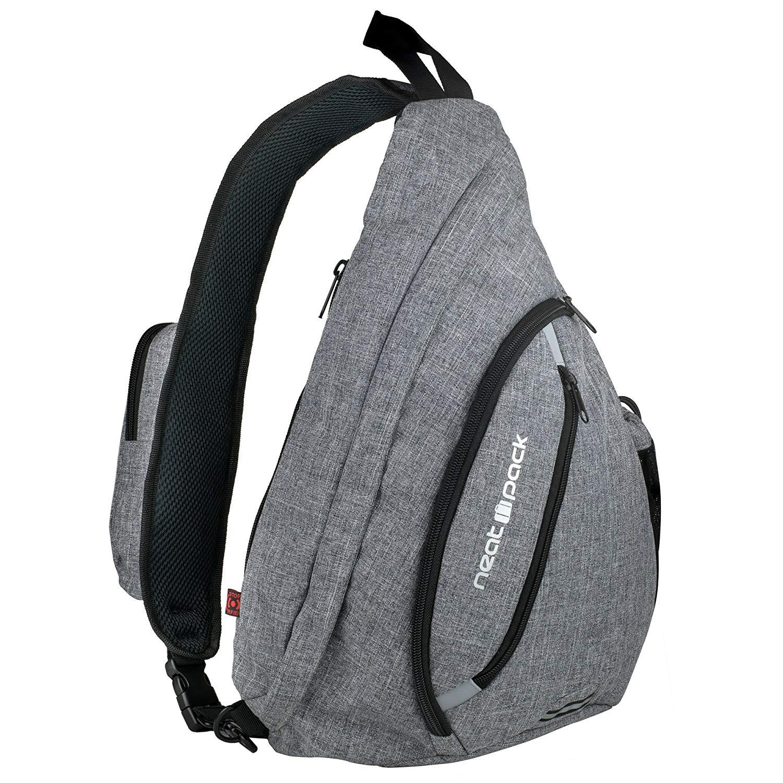 Versatile Canvas Sling Bag/Urban Travel Backpack