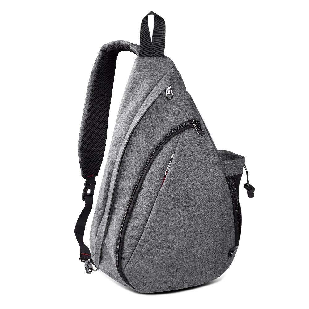 OutdoorMaster Sling Bag - Crossbody Backpack