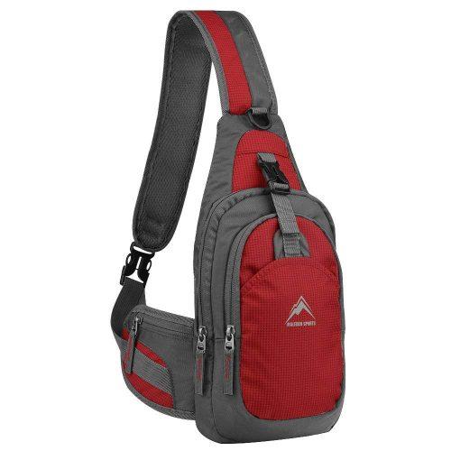 MALEDEN Sling Bag, Water Resistant Outdoor- Sling Bags for men