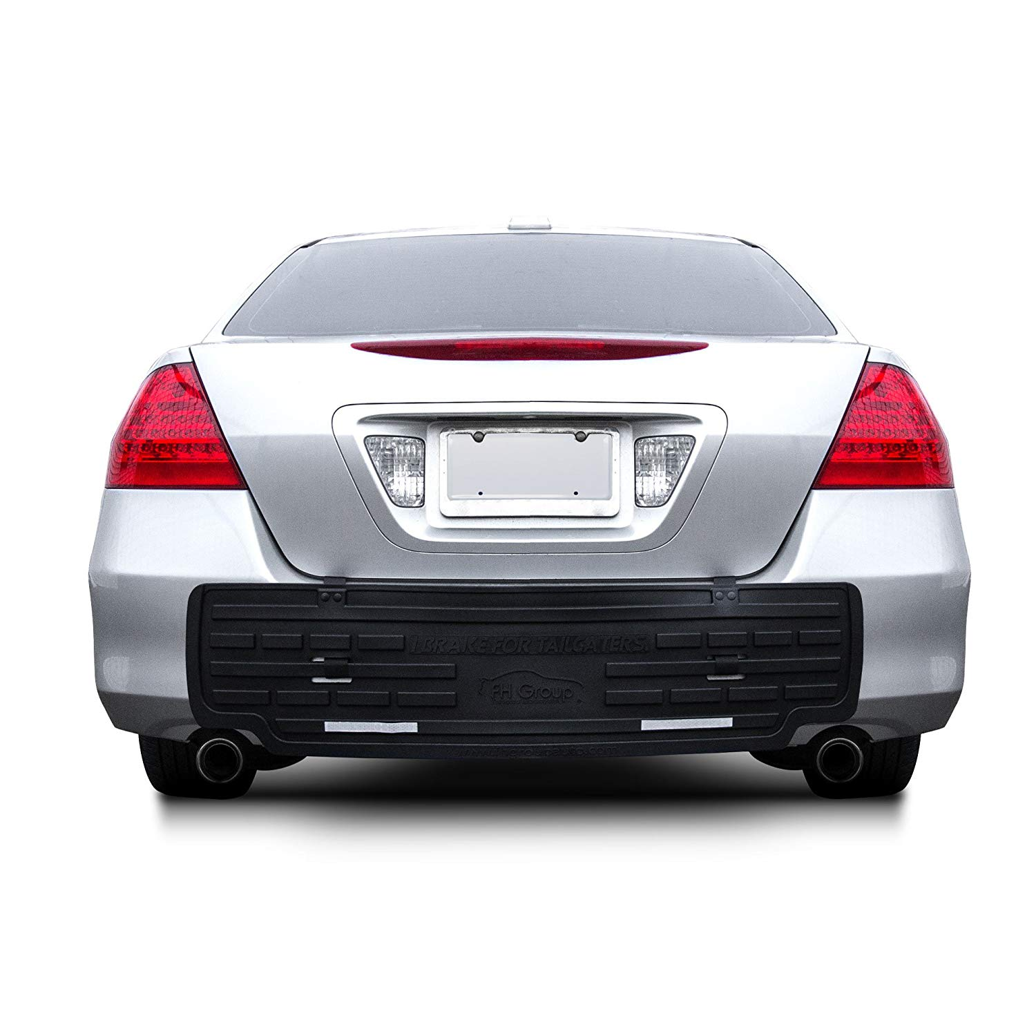 FH Group F16408 Universal Fit Rear Bumper Butler Bumper Guard Protector
