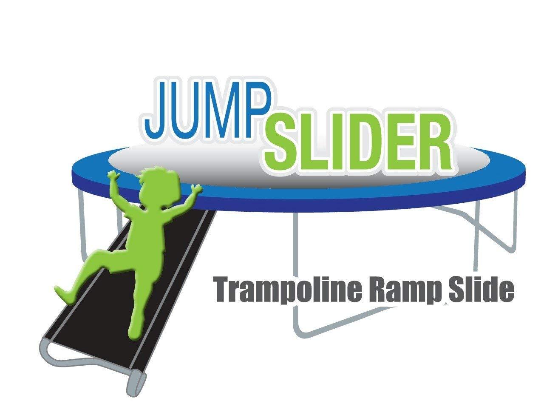 Wide 3-Step Trampoline Ladder