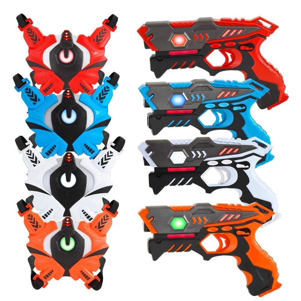 VATOS Infrared Laser Tag Guns Set