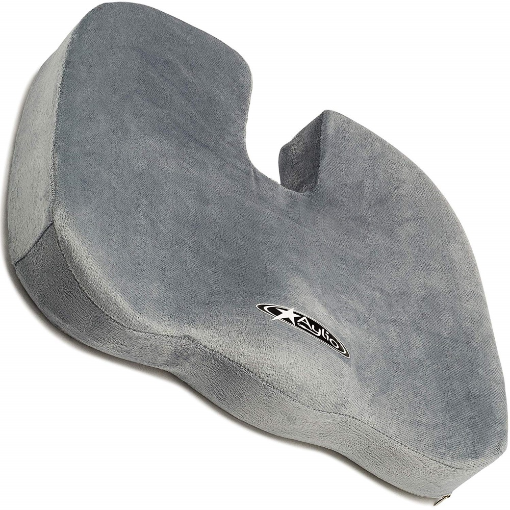 Aylio Coccyx Seat Cushion | Back Support - Butt Pillows