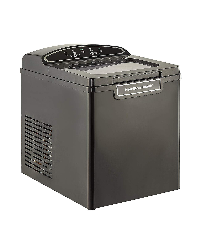 Hamilton Beach PIM-1-3A Portable Ice Maker, 26 lb. Capacity