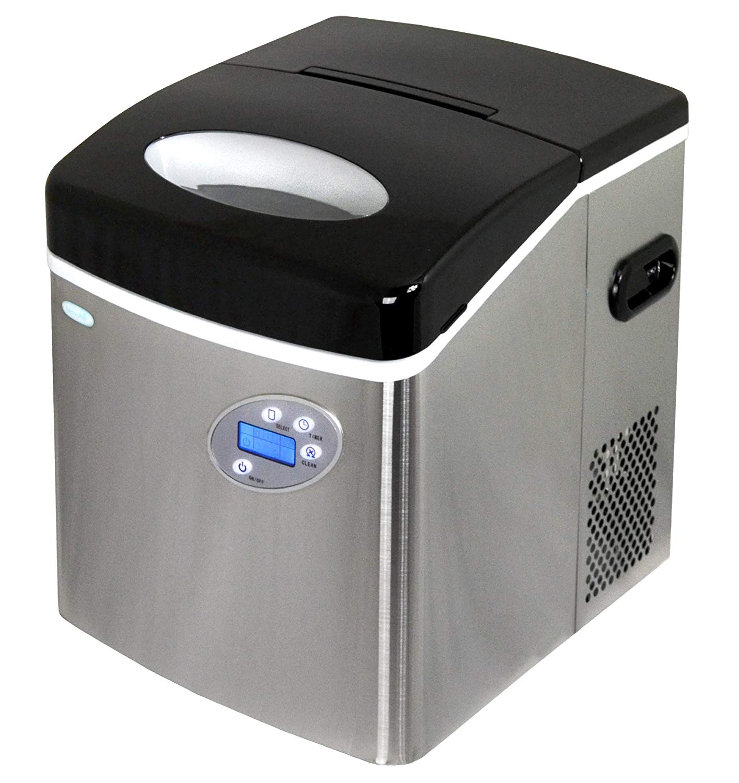 NewAir AI-215SS | Portable, Countertop Ice Maker