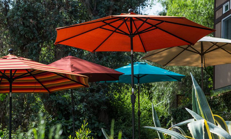 Best Offset Patio Umbrellas | Must Have For Patio Swing