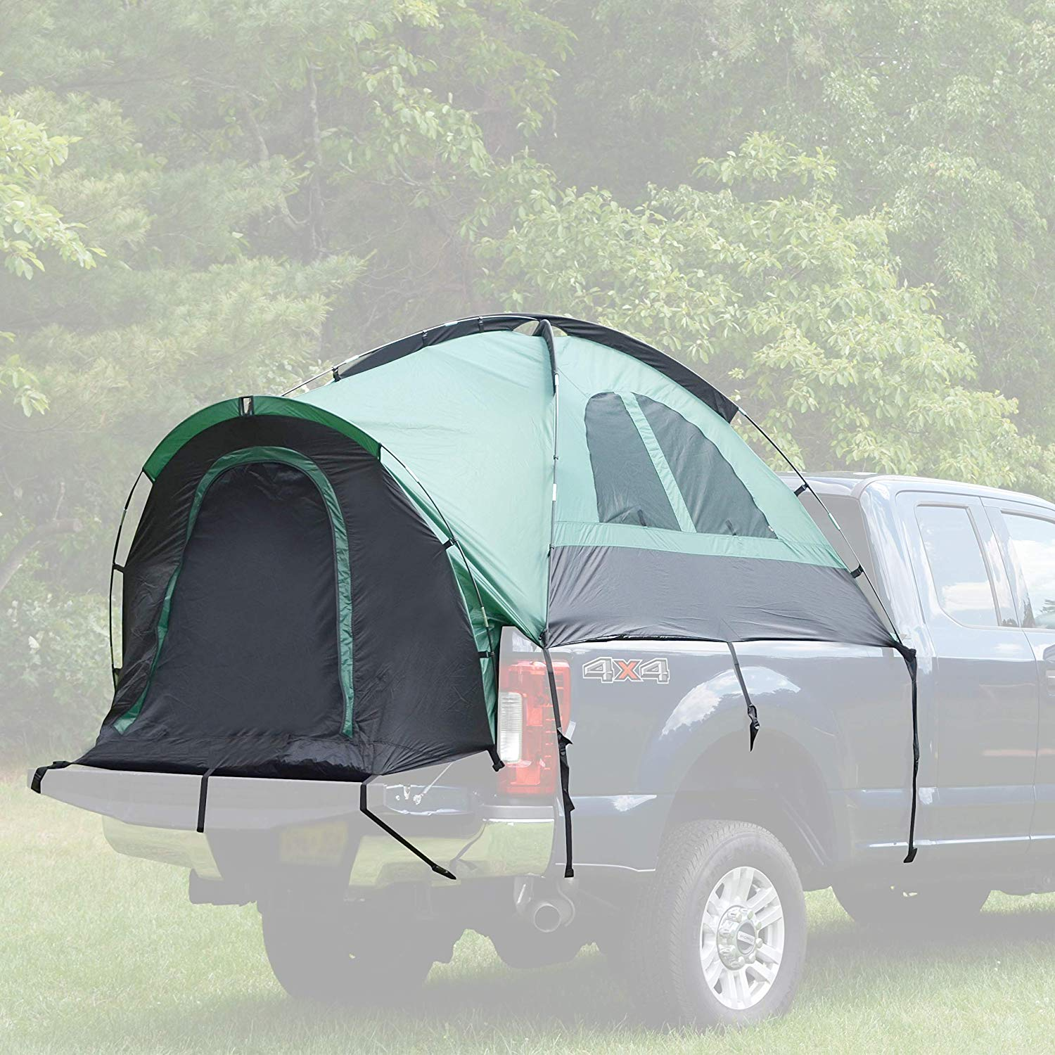 Milliard Truck Tent | Standard 6.5ft Bed