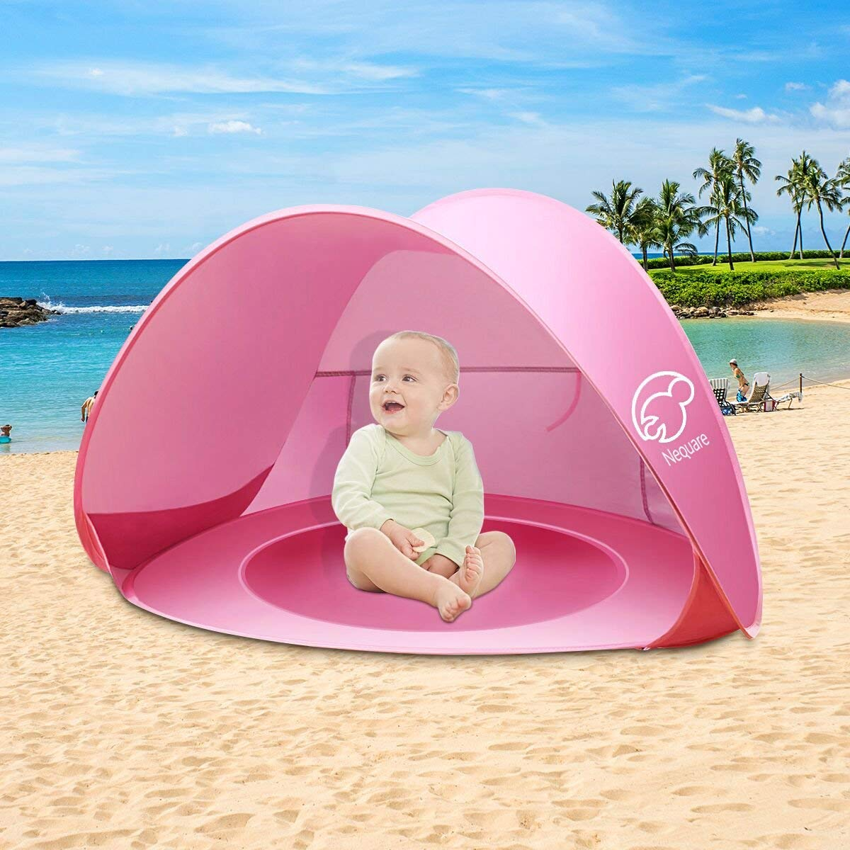 Baby Beach Tent Nequare Pop Up Tent