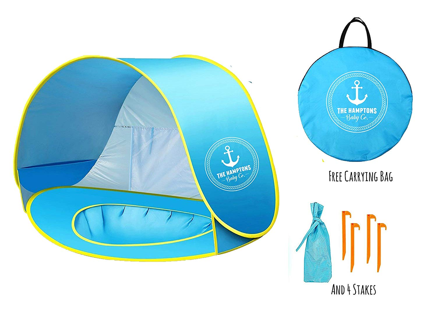 Pop-up Beach & Outdoor Baby Tent