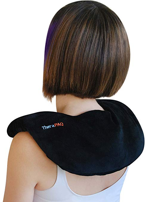 Neck and the Shoulder Pain Relief Heating Pad