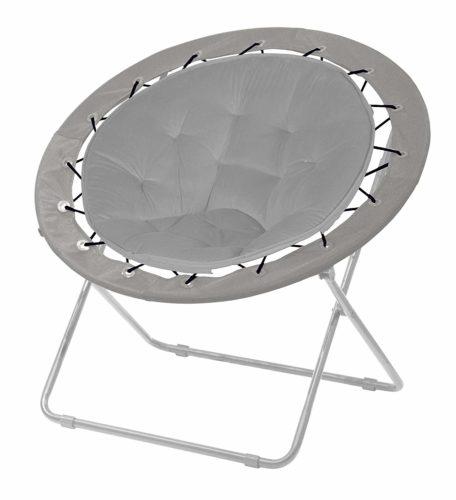 Urban Shop WK656532 Bungee Saucer Chair - Indoor/Outdoor Bungee Chairs