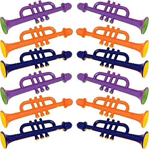 Colorful Kids Trumpets