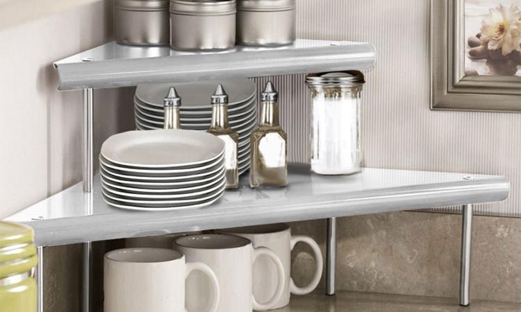 Best Corner Counter Shelves | Fashionable and Stylish