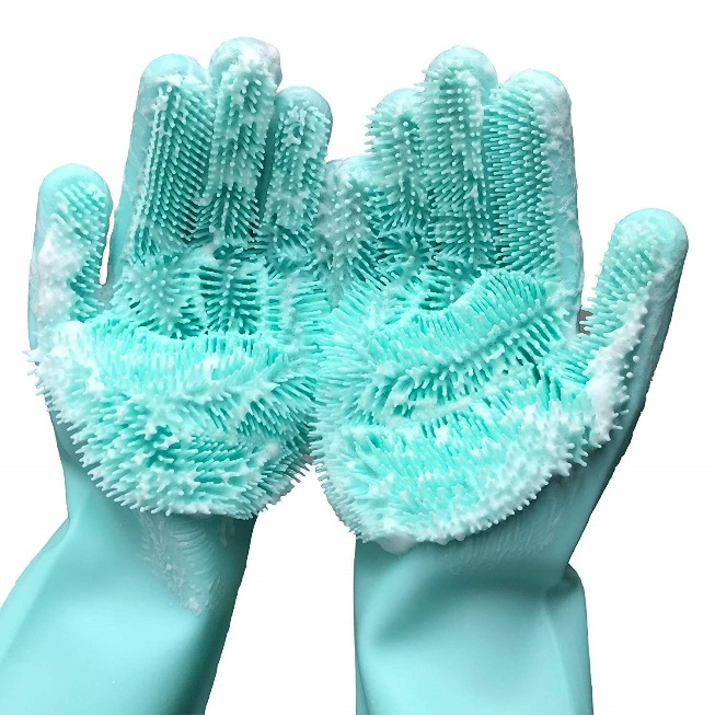 Dishwashing Cleaning Gloves