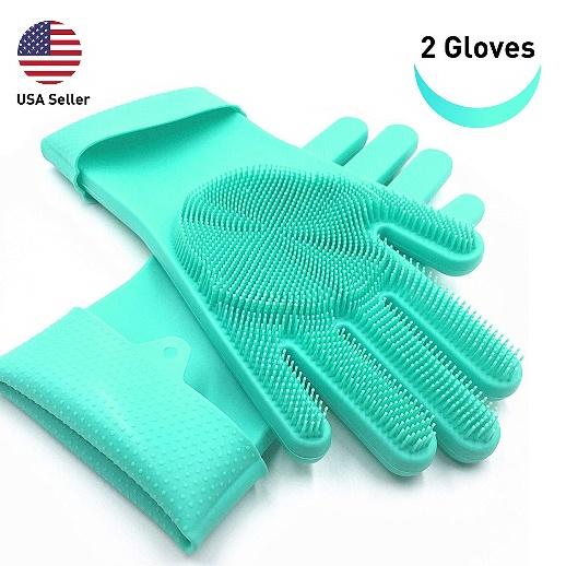 SolidScrub | Silicone Gloves