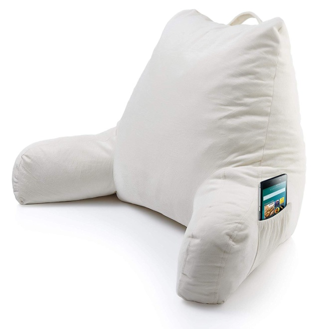 Foam Reading Pillow